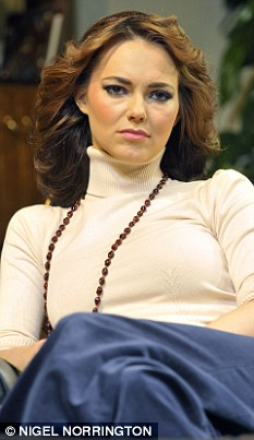 Kara Tointon's Evelyn supplies catty glamour, and the way Elizabeth Berrington plays Marge reminded of Alison Steadman