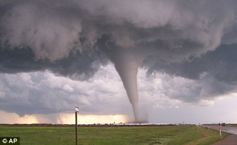 Causing a storm: The conference will look at ways of improving the country's readiness and response to tornados
