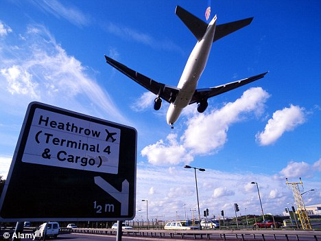 Staff at British Airways dismissed the emergency ascent at Heathrow as a 'standard procedure'