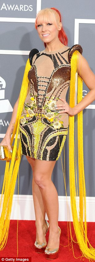 Looking for a career boost? Nadeea and Bonnie McKee also let the side down with these strange outfits