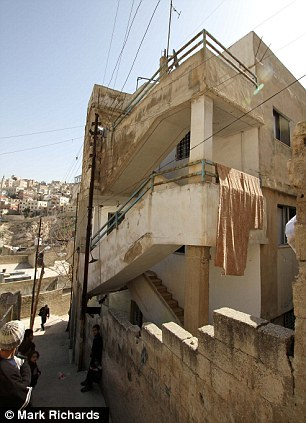 Rundown: The family home in Jordan