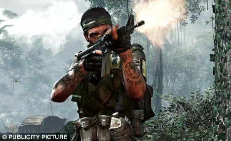 What's in a game? Black Ops follows the story of Alex Mason