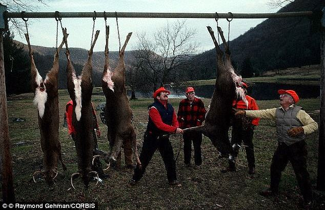 Maxwell told police he strung the woman up on a homemade deer skinning rack he had in his garage. File photo