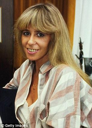 Debbie dearest: And Imogen Poots will play Raymond's daughter Debbie