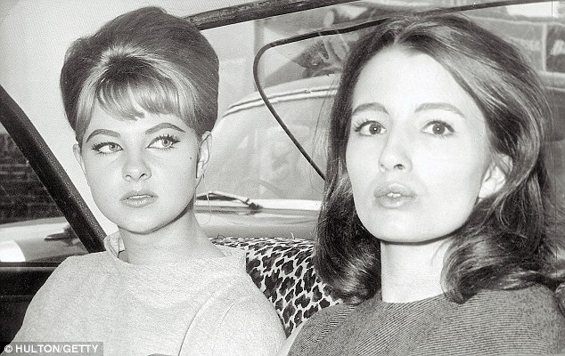"""'She (Mandy Rice-Davies) was vindictive, a nasty piece of work. When Peter (Rachman) died, the first thing she said was: """"Did he leave a will?"""" She was a true tart,' said Christine"""
