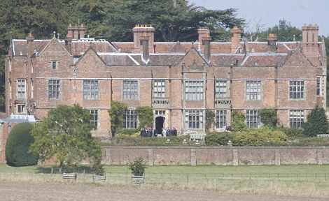 The PM and his allies met at the country residence Chequers in Buckinghamshire