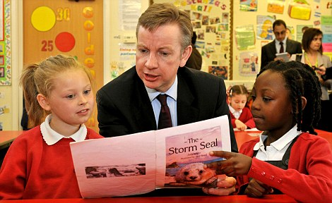 Education Secretary Michael Gove will be implementing new measures to stop parents taking children out of school for holidays