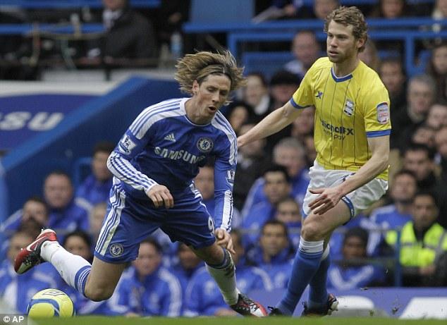 Fallen idol: Fernando Torres should swap with Daniel Sturridge
