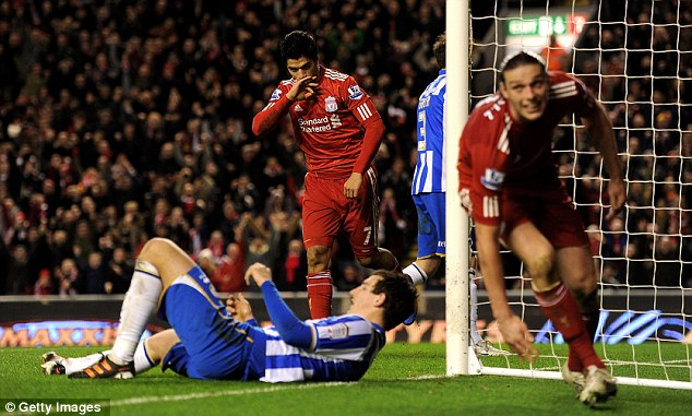 Over to you, Luis: Suarez should be judged on how he behaves from now