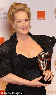 Actress Meryl Streep has struck up a friendship with British politician Harriet Harman