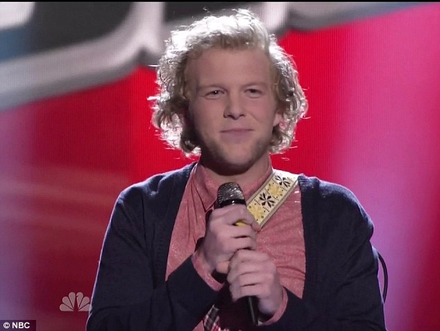 The Voice Battle: Jamie sang Folsom Prison Blues and wound up on Cee Lo's team