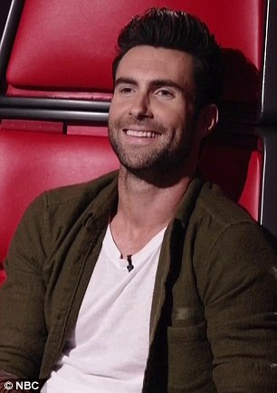 Get a room! Cee Lo tells fellow judges Christina Aguilera and Adam Levine to stop flirting tonight on The Voice