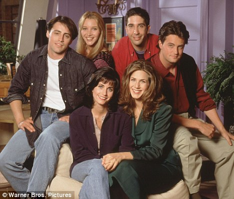 'It doesn't make sense': Jennifer Aniston said she doesn't think a film adaptation of hit 90s TV show Friends would work