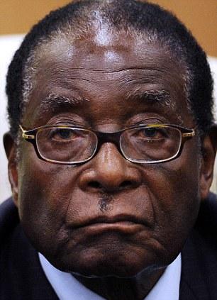 Birthday celebrations: Zimbabwe's President Robert Mugabe turned 88 this week