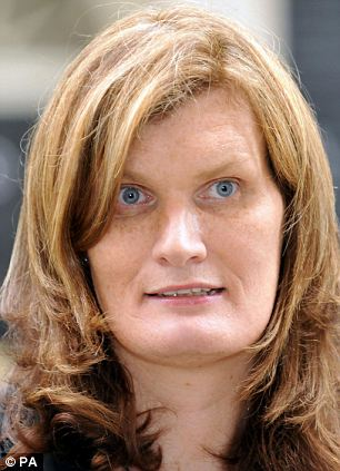 Arrested: Nikki Sinclaire, MEP for the West Midlands, has been questioned by police on suspicion of fraud after allegations over her expenses claims