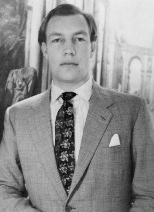 There were rumours that Lucan's gambling friends John Aspinall (pictured) and billionaire Jimmy Goldsmith had helped him flee the country
