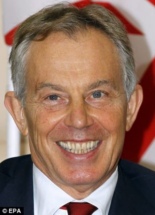 Devalued degrees: Under Tony Blair, Labour introduced its 'flagship' education policy of aiming to send half of all school-leavers to university - leading to fears about the lowering of standards