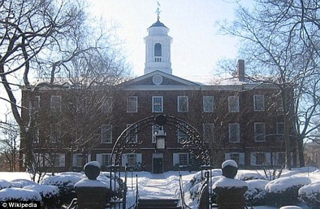 Roommates: Ravi and Clementi were roommates at Rutgers University in New Jersey
