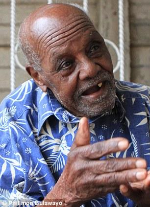 Oscar Munyoro Katsukunya says he vividly remember teaching Mugabe