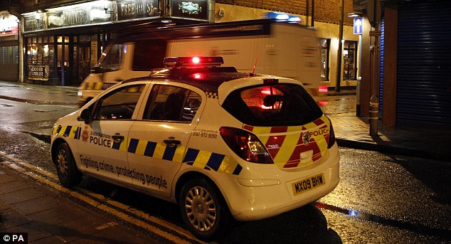 There will be extra patrols of the streets of Heywood tonight amid fears of further unrest