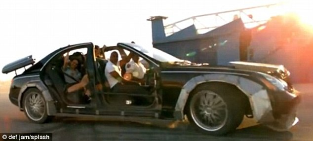 Joyride! Otis is the first hit off the rappers' collaborative 2011 effort, Watch the Throne