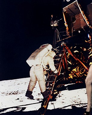 It's everywhere: Christ the Redeemer in Brazil gets an extra leg and the famous pin also appears on the moon