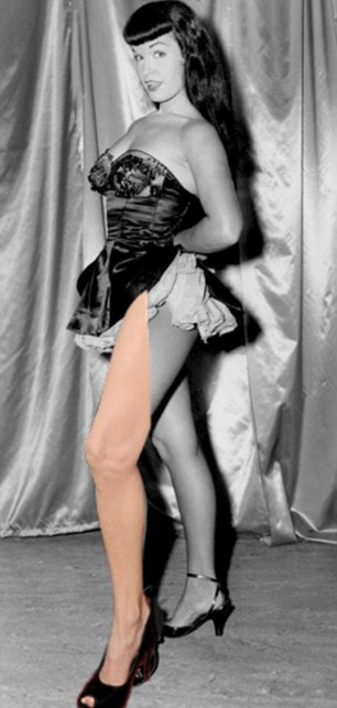 Showing off: Hitler gets an Angelina leg as bloggers continue to legbomb her now most famous asset all over photos