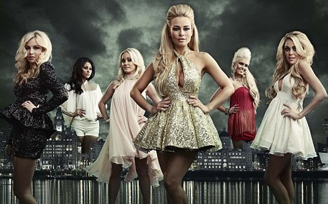 Dressed-up: Desperate Scousewives follows a group of Merseyside socialites