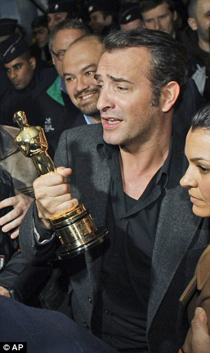 What a feat: the film also won Best Picture and Best Director