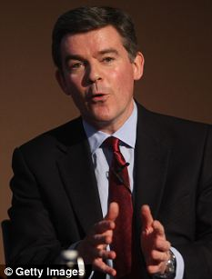 Warning: Olympics Minister Hugh Robertson