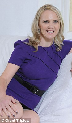 Miracle cure: Samantha Brick finally has her acne under control thanks to Proactive products