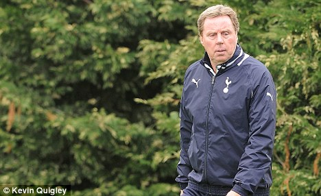 England bound? Harry Redknapp is unlikely to be attracted to Stamford Bridge