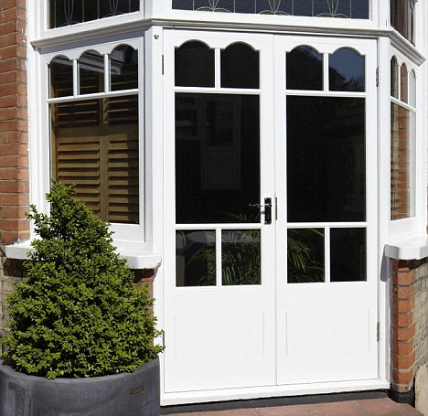 One reader had French doors installed but found one had split and the other warped after two different builders completed the work