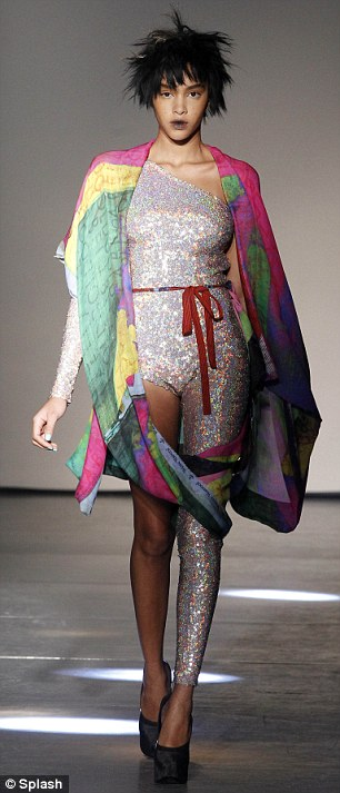 Vivienne Westwood Fall/Winter 2012-2013 Ready-To-Wear collection show in Paris
