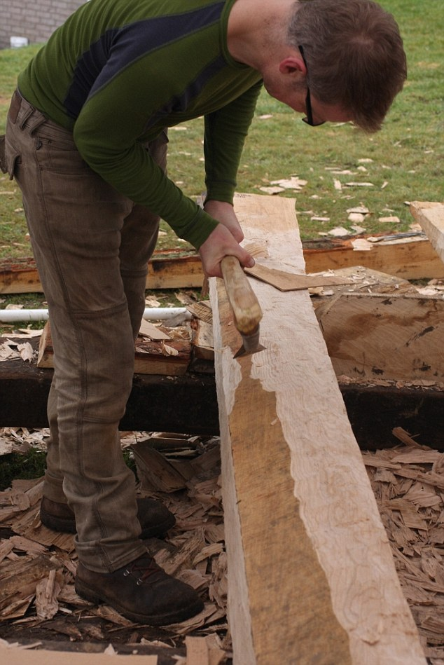 The researchers will reconstruct the boat using ancient techniques and Bronze Age tools to understand how people crossed the channel in the time of Stonehenge