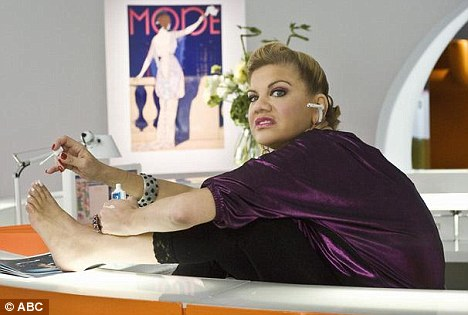 Troubled: Johnston has appeared in a string of TV roles including playing Helen on Ugly Betty