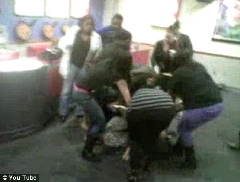 Violence: Two women, who have children by the same man, get into a physical fight at a Chuck E. Cheese in Beaumont last year