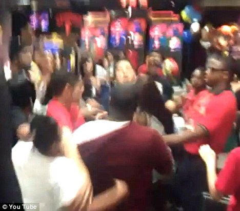 Another brawl in a Chuck E. Cheese in an unknown location, family tensions, alcohol and over-protective parents are just some of the reasons blamed for the physical fights