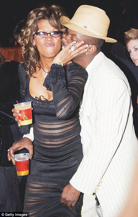 Turbulent: Whitney and Bobby were married for 14 years