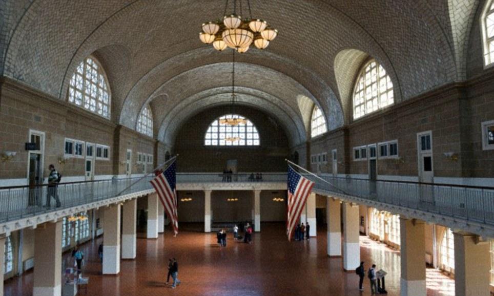 Ellis Island, Statue of Liberty National Monument
