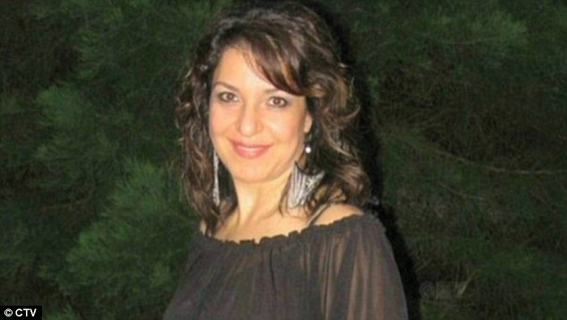 Mystery: No trace of Fariba, a Canadian mother-of-two, has been found by the FBI or crew members