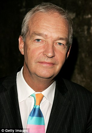 TV presenter and journalist Jon Snow