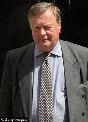 Justice Minister Ken Clarke