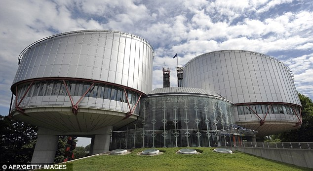 The European Court of Human Rights in the French eastern city of Strasbourg. Lib Dems refuse to accept that decisions should be taken in the House of Commons and not in the courts by human rights judges