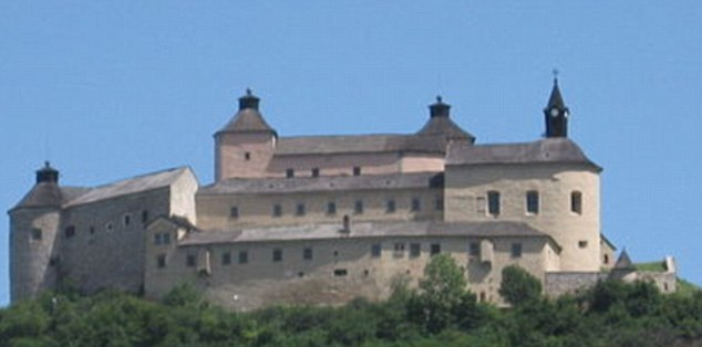 Before: The historic castle has recently reopened to the public after undergoing a two-year renovation