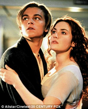 Comeback: James Cameron's 1997 film Titanic, starring Leonardo DiCaprio and Kate Winslet, is being re-released in 3D next month