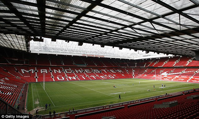 Theatre of Dreams: Manchester United have graced Old Trafford  since 1910