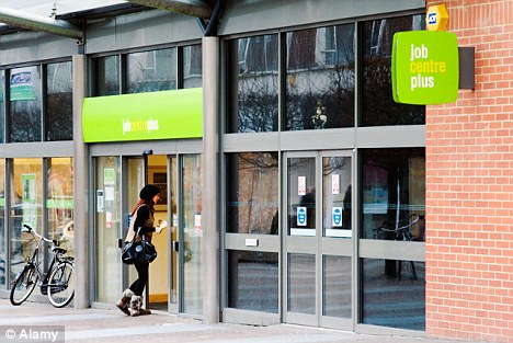 Staff at local Job Centre Plus would have also been able to access the translation service