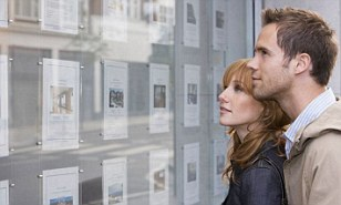 Property ladder: The NAEA says that the Government should overhaul stamp duty to help first-time buyers