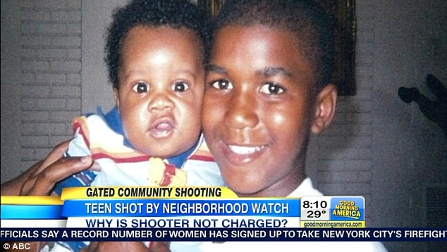 Trayvon's family believe Zimmerman should be charged and brought to justice for shooting their young son